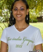 Shivani Sandher, French Guiana