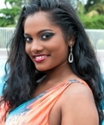 Kareen Seepersaud, French Guiana