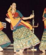 Folk dance, by Bhartiya Vidya Bhavan choreographed by Swati Vaishnav