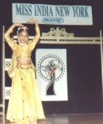 Performance, by child artist Nikita Gayaram