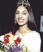 Megha Lathigara, Second Runner Up