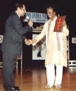 Dharmatma Saran, honors S. N. Charka