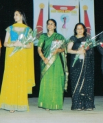 The Judges From L to R, Ana Ling, Feroze Alan, Rupal Patel, Nirmala Balasubramaniam, Meena Gupta, Lal Motwani, Ganga Mukkavilli