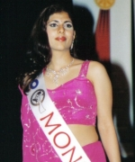 Monica Nagpal, Miss Beautiful Eyes