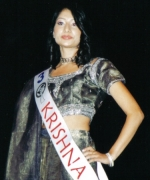 Krishna Dholakia, Miss Photogenic