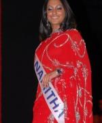Namitha Thanickal, First Runner Up.
