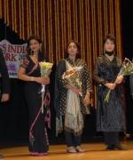 The Judges, Praveen Kumar, Anu Vivek, Swati Vaishnav, Anna Ling and Anil Mathur