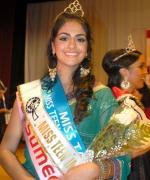 Sumeet Bhinder, Miss Teen India New York.