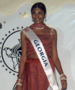 Pareeta Mehta, Second Runner Up