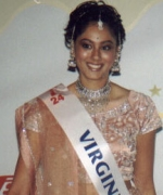 Uzma Enayatulla, First Runner Up