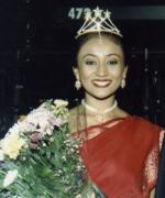 Mohammed Akhtar, with Gayatri Patel