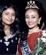 Ankeeta, with Gayatri Patel