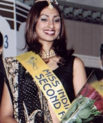 Subrina Dhammi, Second Runner Up