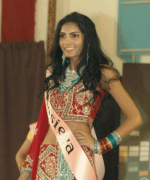 Aasieya Husain, First-Runner Up