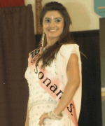 Sonam Sharma, Second-Runner Up