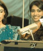 The Emcees:, Stacy Issac & Priyanka Singha