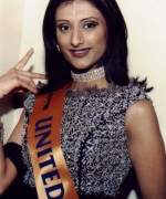 Parveen Sian From UK, (Miss Congeniality)