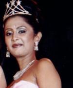 Rohini Banerjee(India) First Runner Up, Miss Congeniality Miss Beautiful Skin