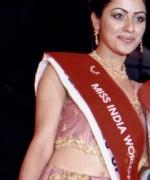 Priya Arora (USA), Second Runner Up Miss Beautiful Eyes