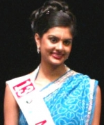 Pooja Chitgopeker - New Zealand, Miss Photogenic