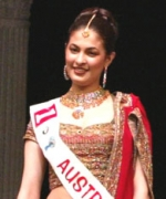 Rashi Chandhok - Australia, Top Five