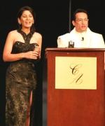 Hosts of the pageant, Shekhar Suman & Archana Puran Singh