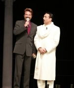 Guest of Honor Anil Kapoor, being interviewed by Shekhar Suman