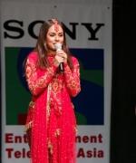 Mahima Choudhary, being interviewed by Archana & Shekhar