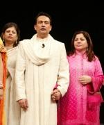 Neelam Saran, Shekhar & Alka Suman,, Seema Andhare with Miss India USA Meghna Nagarajan