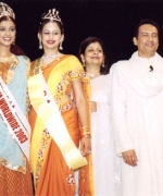 Top Three, Shekhar & Alka Suman, Neelam Saran with Top Three