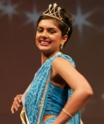 Pooja Chitgopeker - New Zealand, First Runner Up