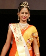 Megna Nagarajan - USA, Second Runner Up