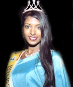 Laavanya Ambur - Germany, Miss Beautiful Hair