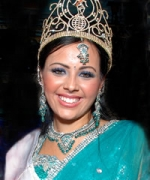 Ankita Ghazan - Australia, Miss India worldwide 2011