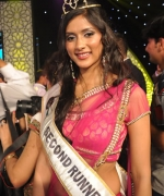Anuradha Maharaj - Trinidad, Second Runner Up