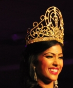 Alana Seebarran - Guyana, Miss India Worldwide 2012
