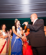 "ww2012-26, President Desire Delano Bouterse surprised the audience by singing ""Yeh Dosti"" with Ankita Ghazan"