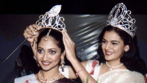 Miss India USA 2001
