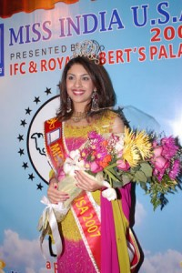 Miss India USA 2007