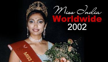 Miss India Worldwide 2002